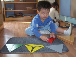 Seeing Your Child The Montessori Way